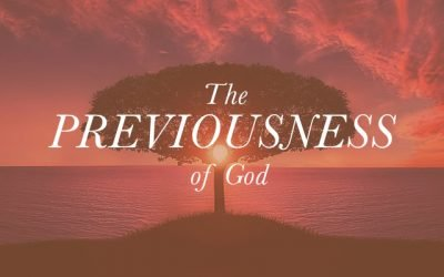 The Previousness of God