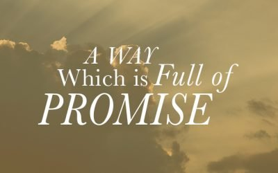 A Way Which is Full of Promise