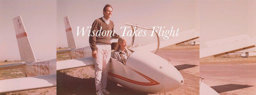 Wisdom Takes Flight