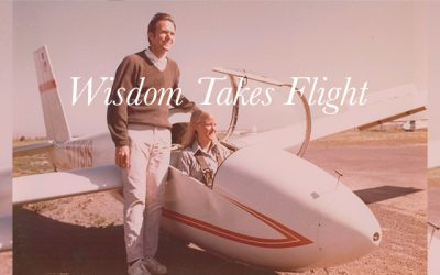 Wisdom Takes Flight