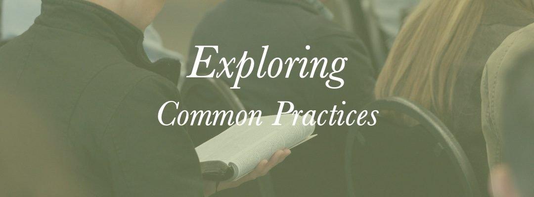 Exploring Common Practices