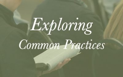 Exploring Common Practices