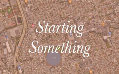 Starting Something in National City